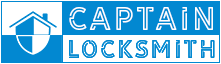 Captain Locksmith Official Logo